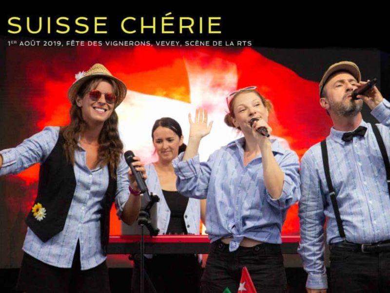 SUISSE CHERIE